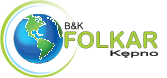 B&K Folkar Kępno Logo